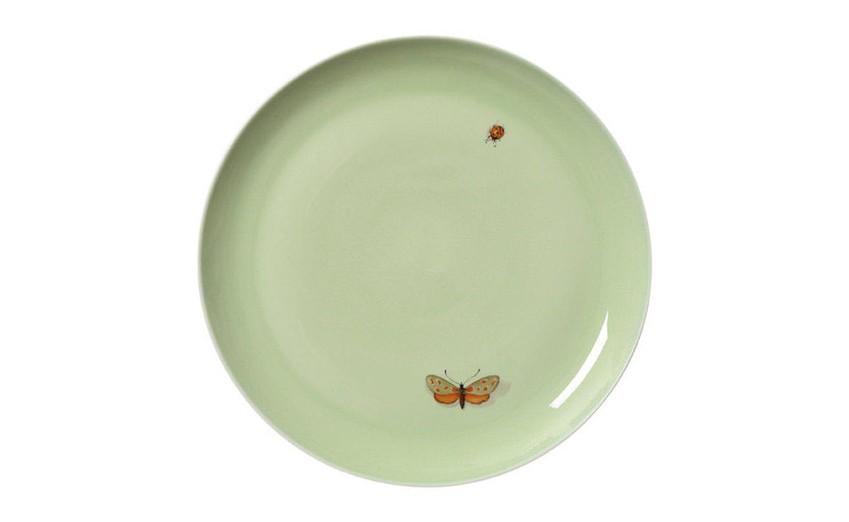 Plate Pistachio